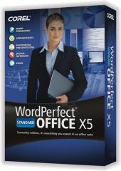 WordPerfect Office X5 - Standard