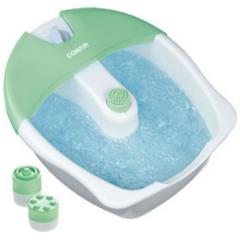 Bubbling Foot Bath