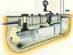 Fiberglass Oil Water Separators