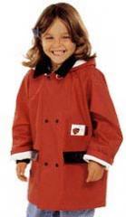 Club Coat - Red