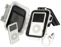 Apple® iPod® protected in the new Pelican™ Products i1010 Micro Case.