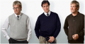 Knitted clothing for men