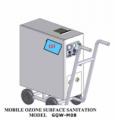 Mobile surface sanitation