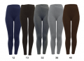 Basic Solid Legging-L6100