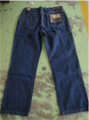 Means Denim Long Pant