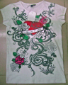Stone Print T Shirt