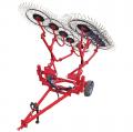 Wheel Carted Rake