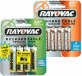 Rechargeables Rayovac