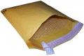 "Kraft Self-Seal Bubble Mailer 10.5"" x 16"""