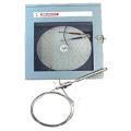 Pneumatic flow recorder controller