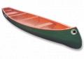 Caribou V-Stern 16' canoe