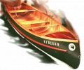 Athabaska special 18 feet canoe