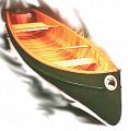 Norwood 16 feet canoe