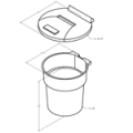 Waste Handling Containers