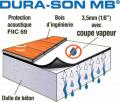 DURA-SON® pour plancher chauffant