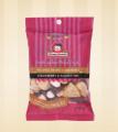 Pearl Mix, Island Mix, Multi-Nuts and Raisins Mix, Trail Mix, Strawberry and Walnuts Mix
