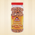 Unsalted Dry-Roasted Peanuts, Salted Dry-Roasted Peanuts, BBQ Dry-Roasted Peanuts, Honey Dry-Roasted Peanuts