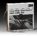Roll,Cloth Utility, 05021, 1 1/2 in x 50 yd, 400J, 5 per case, 3M™