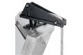 Anchor lock with flush mount bracket