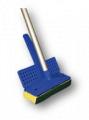 Plastic sponge mop