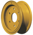 Wheels industrial multipiece wheels