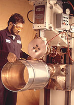 Order Welding Expertise to the aerospace and industrial industries