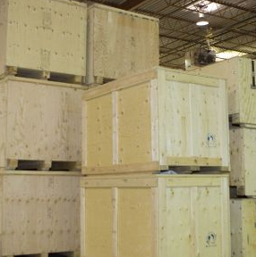 Order Warehousing & Consolidation