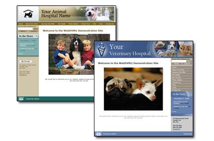 Order Veterinary Website Solutions