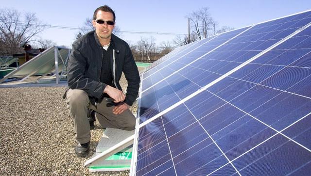 Order Installation Solar Store 10kW