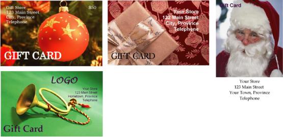Order Custom Gift Cards Printing