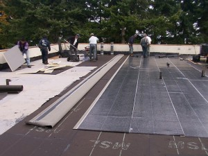 Order Flat roofing