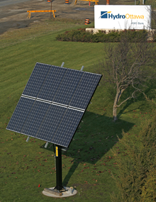 Order Solar electric systems for Corporate & Business Customers