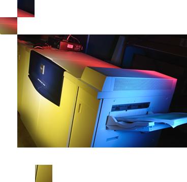 Order Impression laser couleur