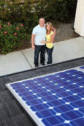 "Order Solar photovoltaic (""PV"") panels"