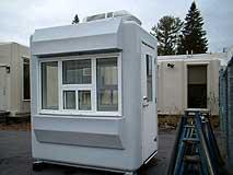 Order Units rental