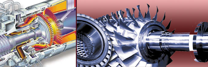 Order Turbine Parts & Services