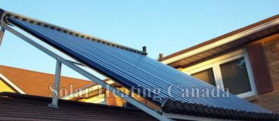 Order Solar Water Heating System Installation