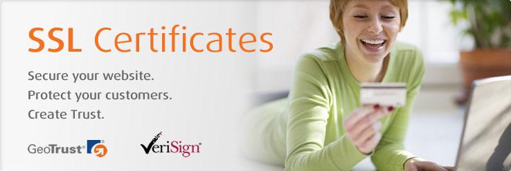 Order SSL Certificates