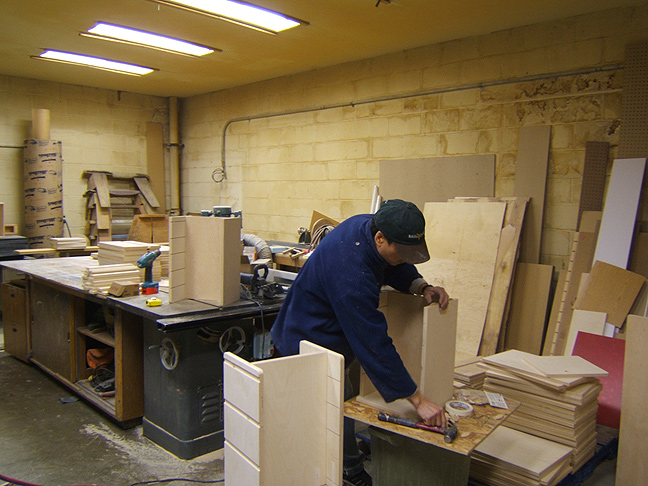 Order Millwork and Painting