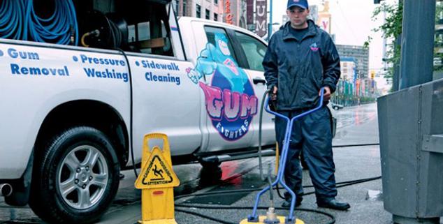 Order Gum Removal Service provider in Delta, British Columbia
