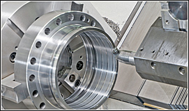 Order Manufacturing Services - Machining