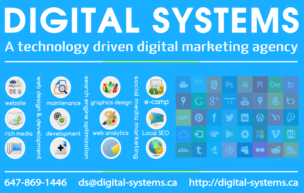 Order Digital marketing services