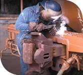 Rail car repair services