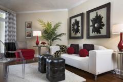 Authors interior design