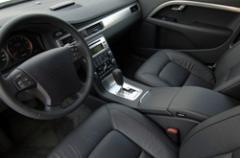 Interior Detailing of  car