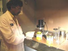 Custom Formulation Services