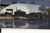 Yeadon® Domes for Mining and Construction