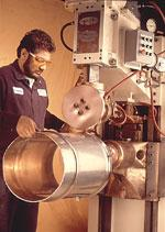 Welding Expertise to the aerospace and industrial industries