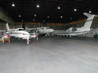 Hangar Services for aicrafts
