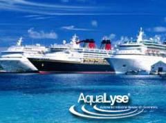 Copper silver ionisation water treatment in cruise ships for legionella control and prevention